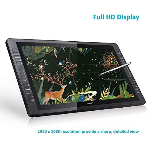 """Tablette graphique 22"""" HUION GT-221 Pro - Full HD (Vendeur tiers)"""