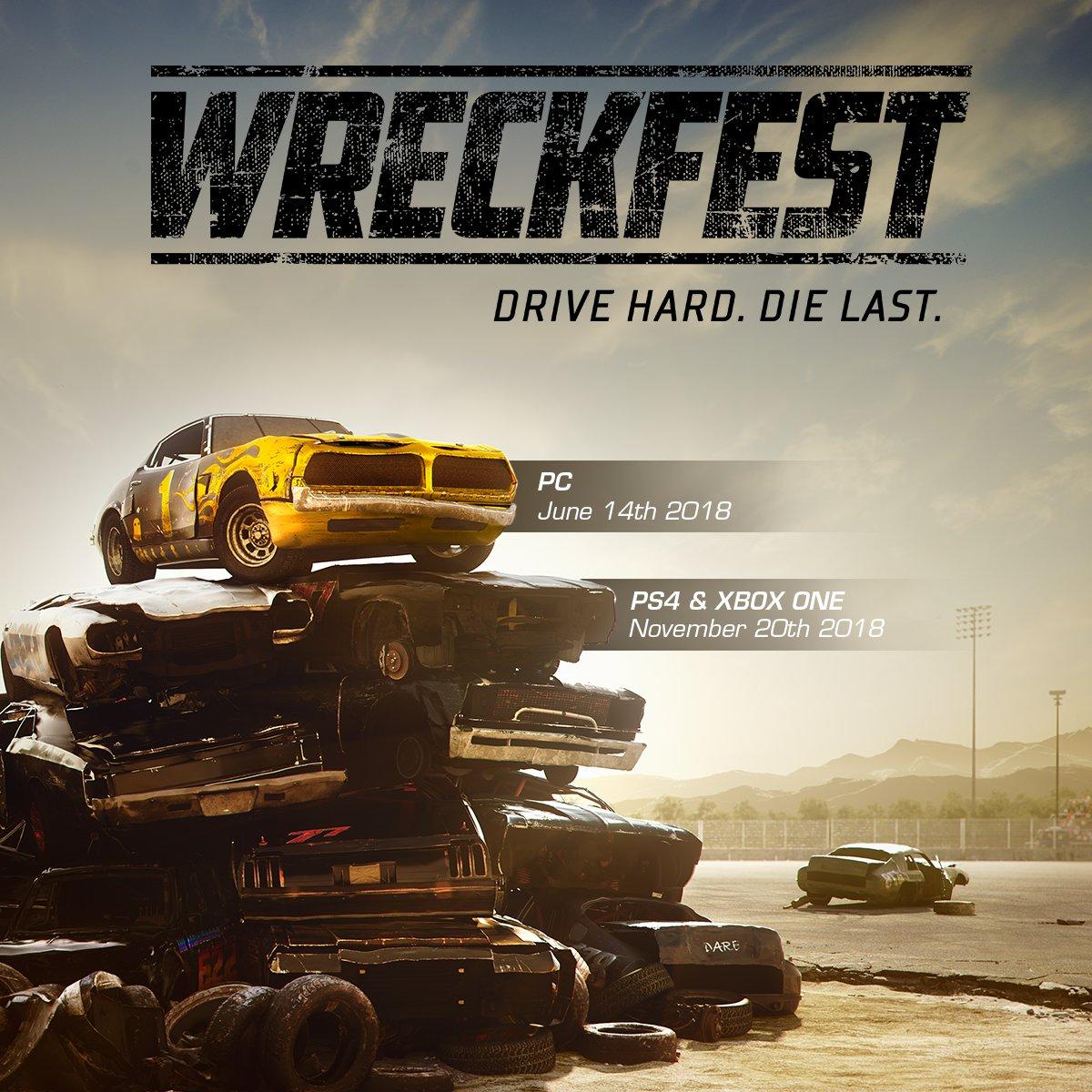 Jeu Wreckfest sur PC (Dématérialisé - Steam)