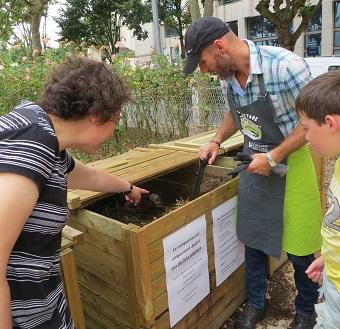 Composteurs et lombricomposteurs offerts aux résidents des 8 villes du GPSO - Haut de Seine (92)
