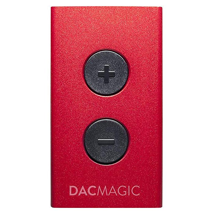 DAC USB Portable ou fixe Cambridge DacMagic XS (Rouge) - DAC ESS 9023 (24 bits/192 kHz)