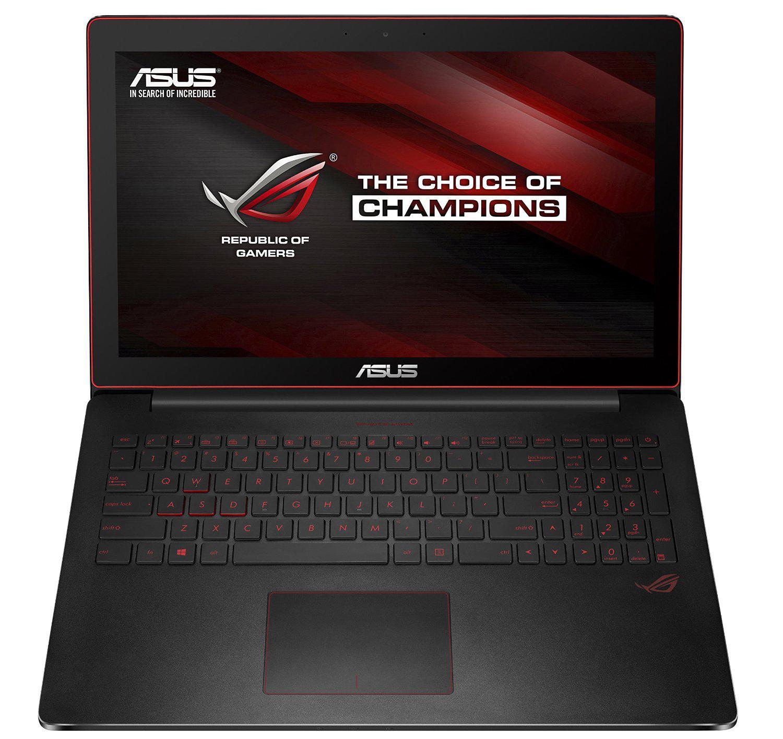 "PC portable 15,6"" - Asus ROG G501JW-CN131H - Full HD, i7, RAM 16Go, SSD 512Go, GTX960M"