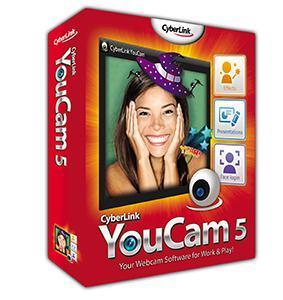 Logiciel Cyberlink Youcam 5 gratuit sur PC