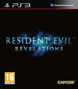 Resident Evil: Revelations (PS3, xbox 360, Wii U)