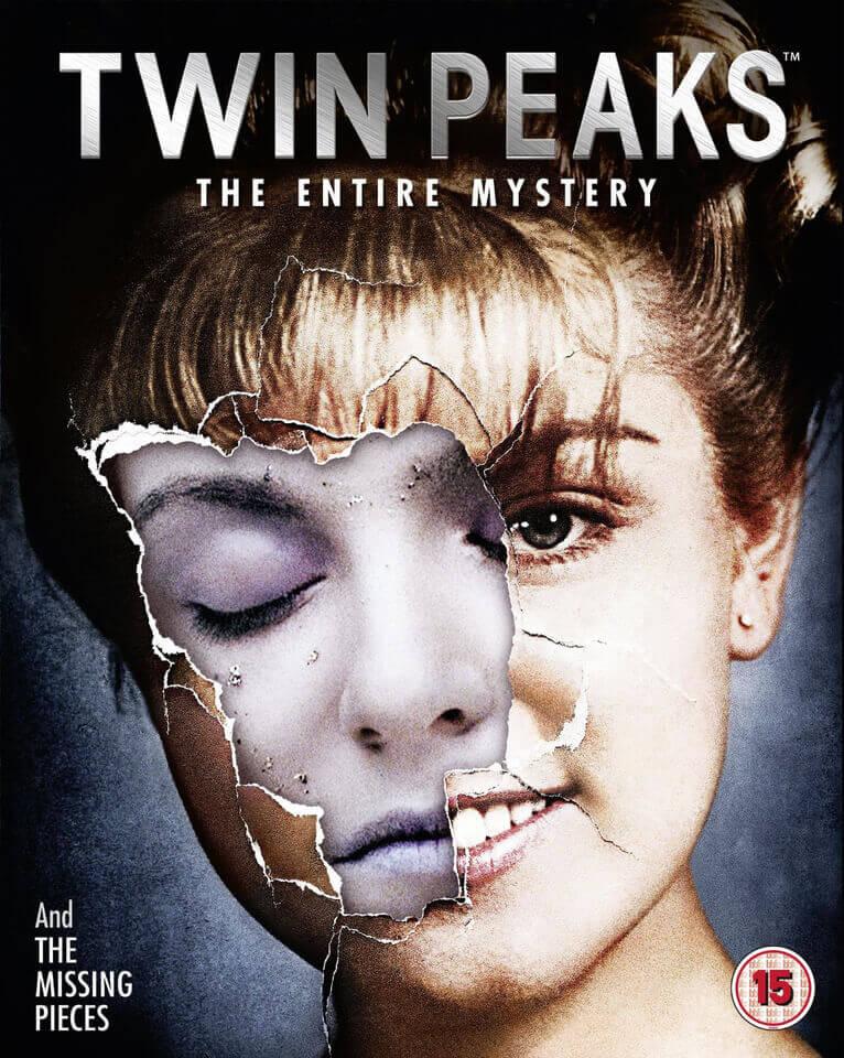 Coffret Blu-ray Twin Peaks - L'intégrale des deux saisons + Fire Walk with Me + The Missing Pieces
