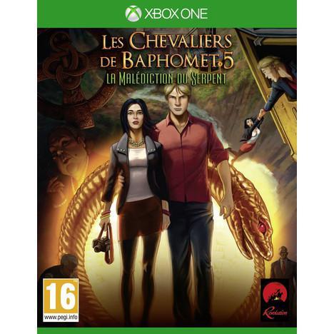 Les chevaliers de Baphomet - La malédiction du serpent sur Xbox One