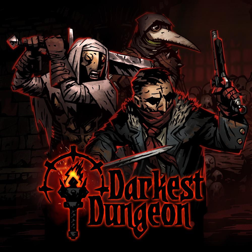 Darkest Dungeon sur Nintendo Switch (Dématérialisé)