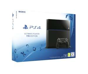 Console Sony Playstation 4 Edition 1 To (CUH-1116B)