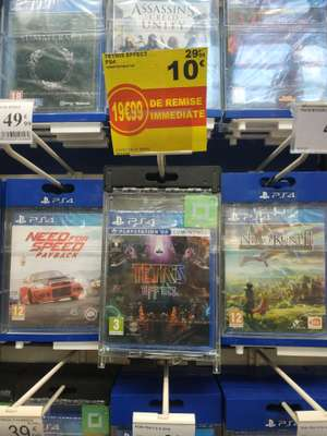 Tetris Effect sur PS4 / PS VR - Auchan Saint-Priest (69)