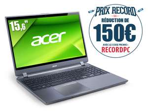 ACER  Aspire TimeLineUltra M5-581TG-53314G52Mass