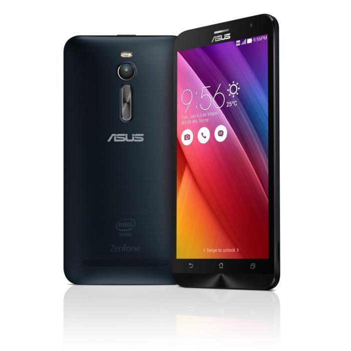 """Smartphone 5.5"""" Asus Zenfone 2 ZE551ML 16Go"""