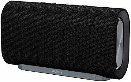 Enceinte Bluetooth Aukey - 20W, 12 Heures d'Autonomie (vendeur tiers)