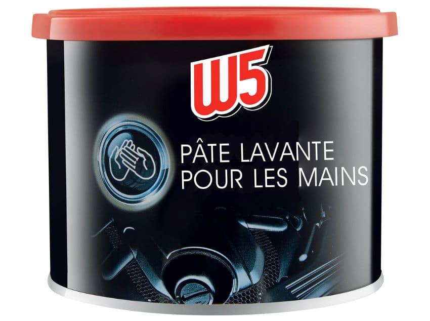 Pâte lavante W5 pour les mains