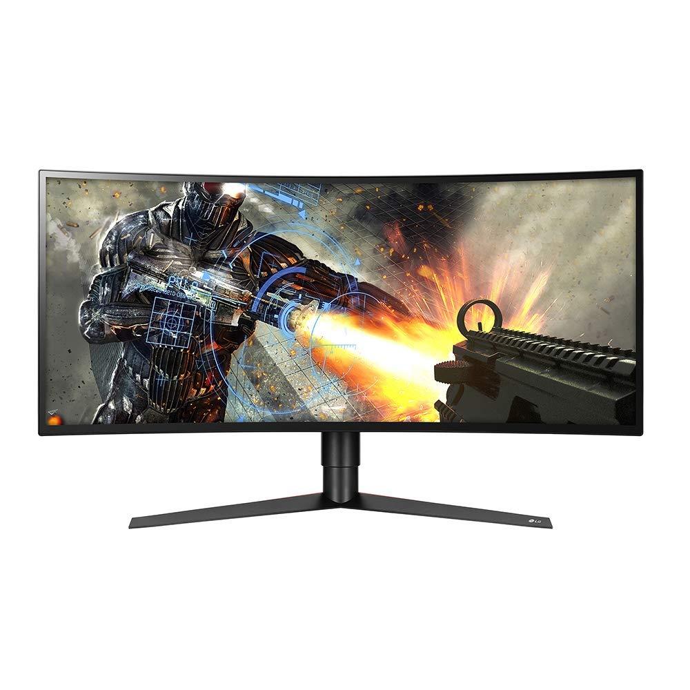 """[Précommande] Ecran PC LED 34"""" incurvé LG 34GK950G-B - WQHD, 144Hz, 5 ms, HDR, FreeSync, G-Sync"""
