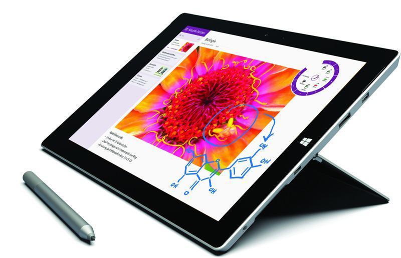 """Tablette 10.8"""" Microsoft Surface 3 128Go + 50€ offerts en cartes cadeau"""