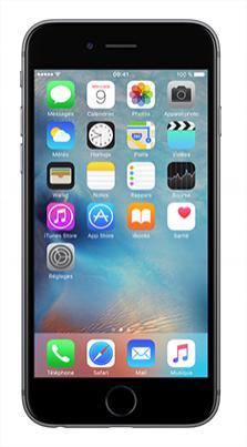 Smartphone iPhone 6s 16Go Gris + Forfait appel/sms/mms illimités 10Go 4G Data (à 43,99€ /mois avec engagement de 24 mois)