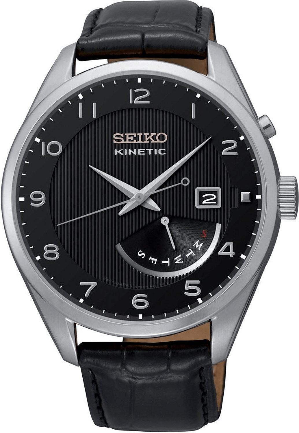 Montre Seiko Kinetic SRN051P1 (frais de douanes inclus)