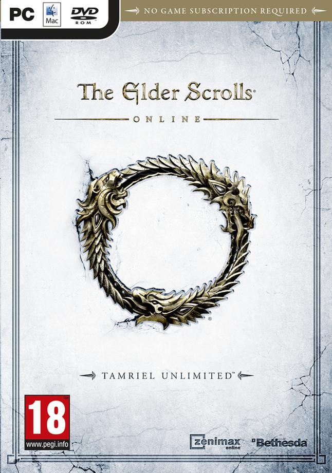 Jeu The Elder Scrolls Online : Tamriel Unilimited sur PC