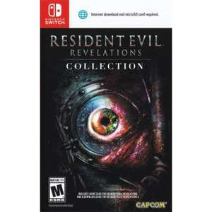 Resident Evil Revelations Collection sur Nintendo Switch (Import US)