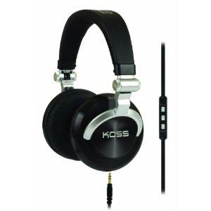 casque DJ professionnel Koss PRODJ200