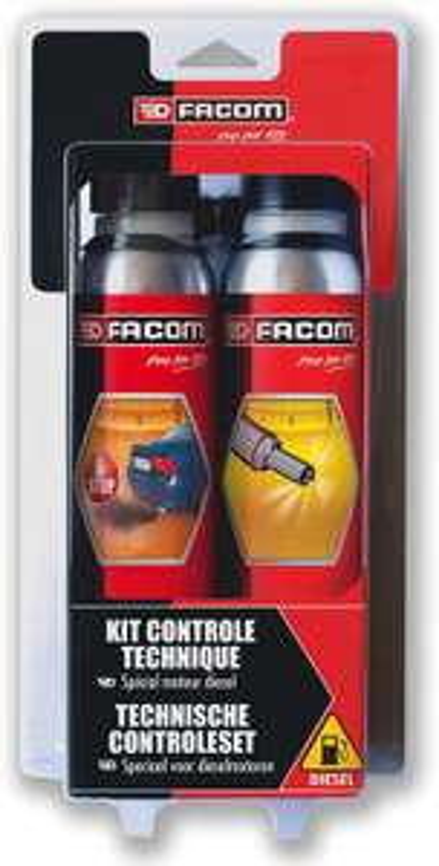 Kit contrôle TechniqueDiesel Facom 006020