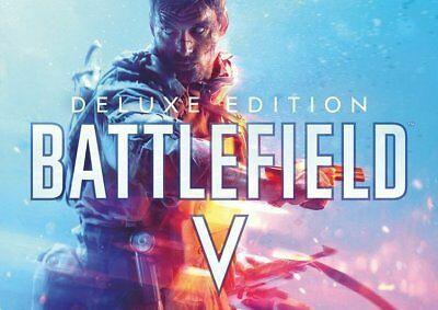 Upgrade Battlefield V Deluxe édition sur PS4 (Dématérialisé)
