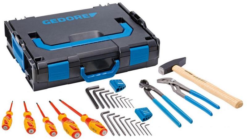 Coffret L-Boxx 120 Gedore avec 26 outils (6082942DR1)