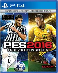 PES 2016 - Edition Day1 sur PS4