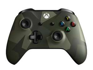 Manette Sans-fil Microsoft Xbox One - Edition Spéciale Armed Forces II
