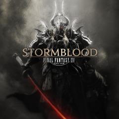 Extension pour Final Fantasy XIV: Stormblood sur PS4 (Dématérialisé)