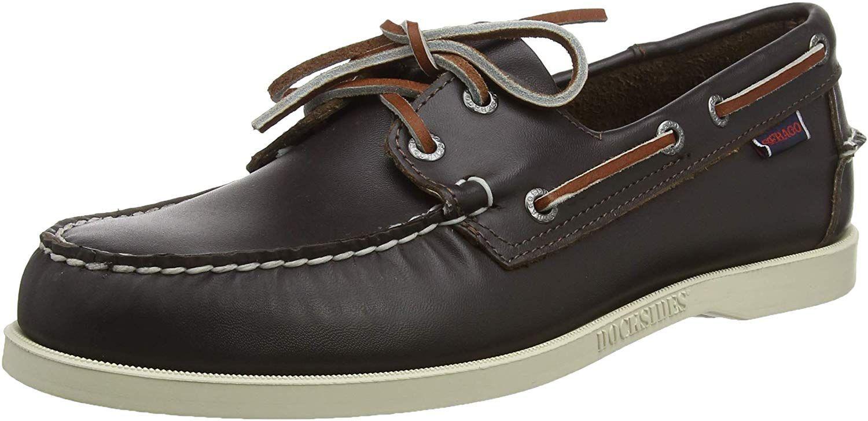 Chaussures Bateau Sebago Docksides Portland pour Homme - Taille 41 et 42