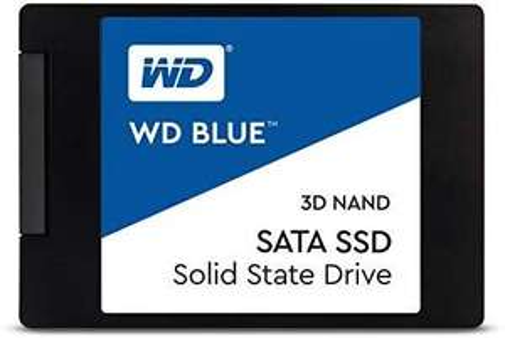 """SSD Interne 2.5"""" Western Digital Blue 3D NAND (WDS500G2B0A) - 500 Go"""