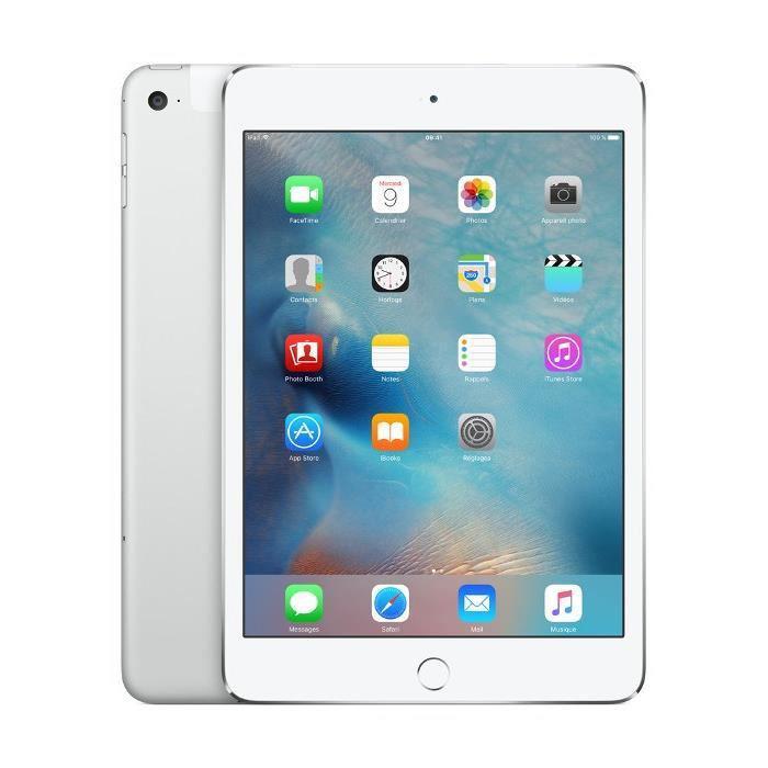 Tablette 7,9'' Apple iPad Mini 4 - 64 Go Argent
