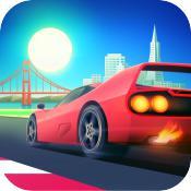 Sélection de jeux iOS en promotion - Ex : Horizon Chase : World Tour