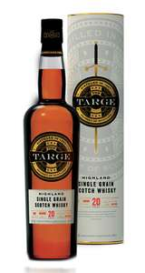 Bouteille de Whisky The Targe Highland Single Grain (20 ans d'âge) - 70 cl