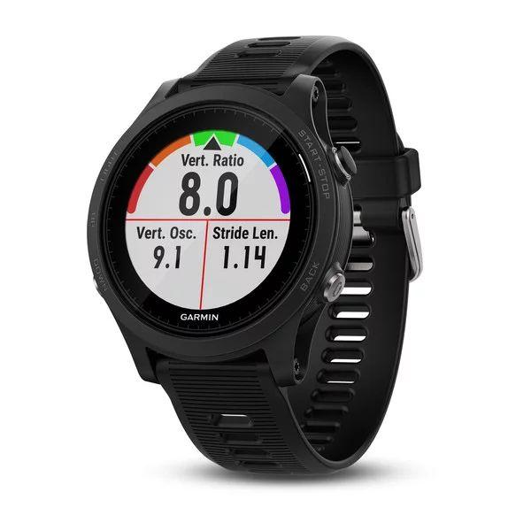 Montre GPS Garmin Forerunner 935 - Noir (+17€ en SuperPoints - 309,99€ avec le code CLUB30300)