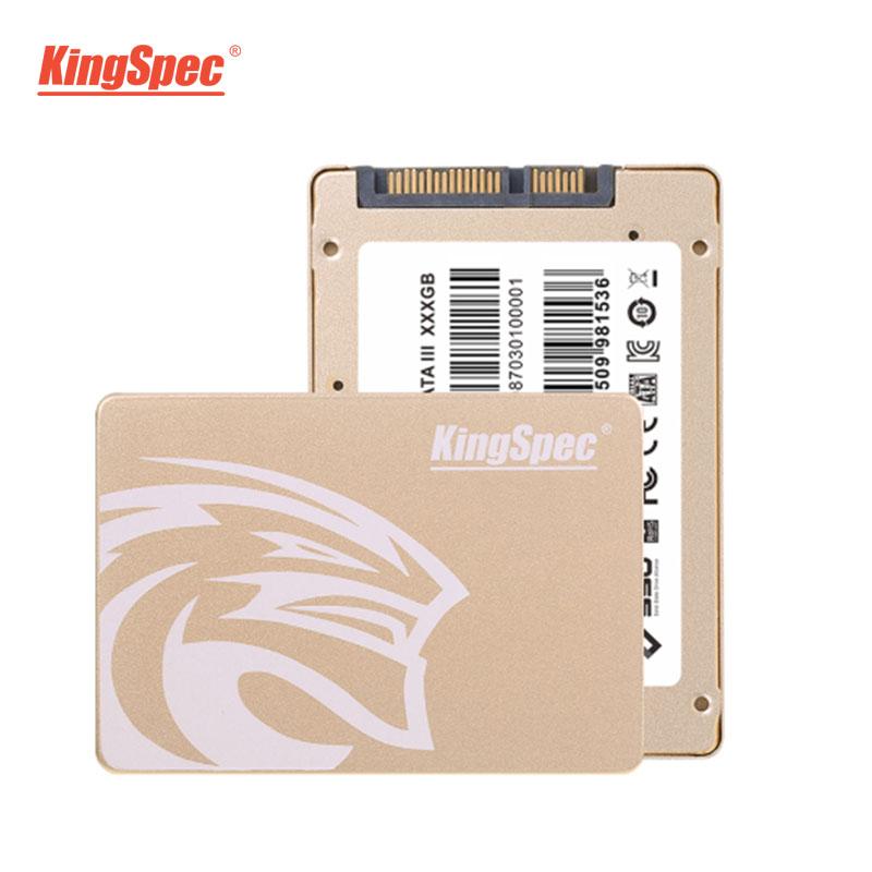"SSD interne 2.5""  Kingspec (SATA III) - 480 Go (40.67€ avec le code samsung328)"