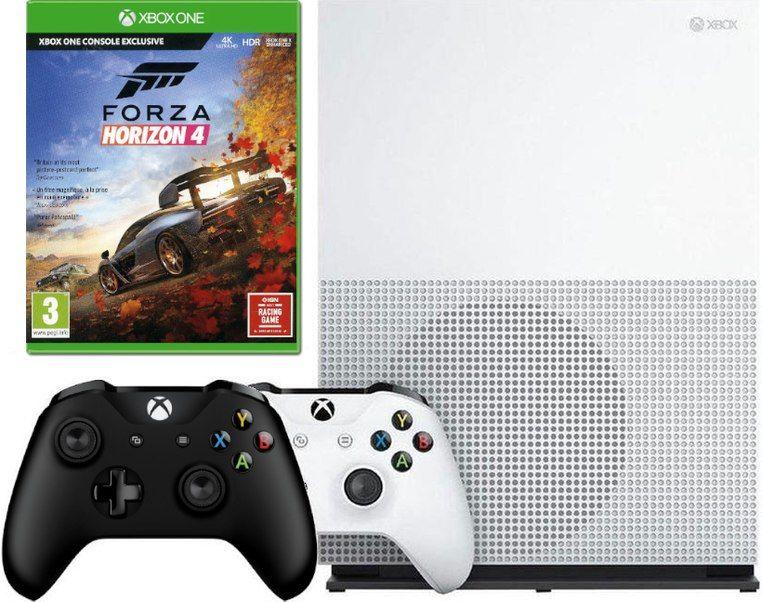 Sélection d'articles en promotion - Ex : console Xbox One S + forza 4 + 2 manettes (Frontaliers Suisse)