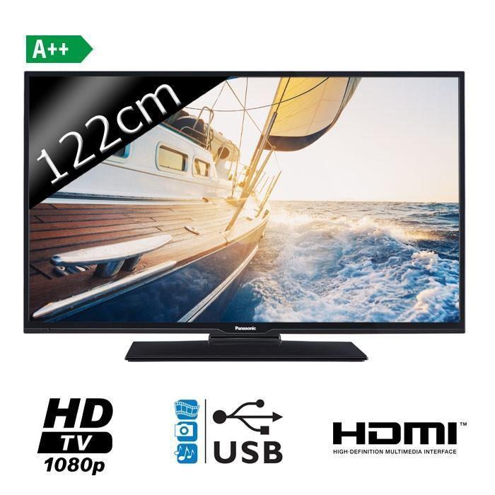 """TV 48"""" Panasonic TX-48C300E LED Full HD 122cm"""