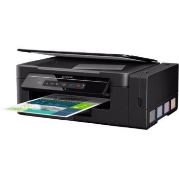 Imprimante jet d'encre multifonction Epson EcoTank ET-2600 - Noir (via ODR de 50€)