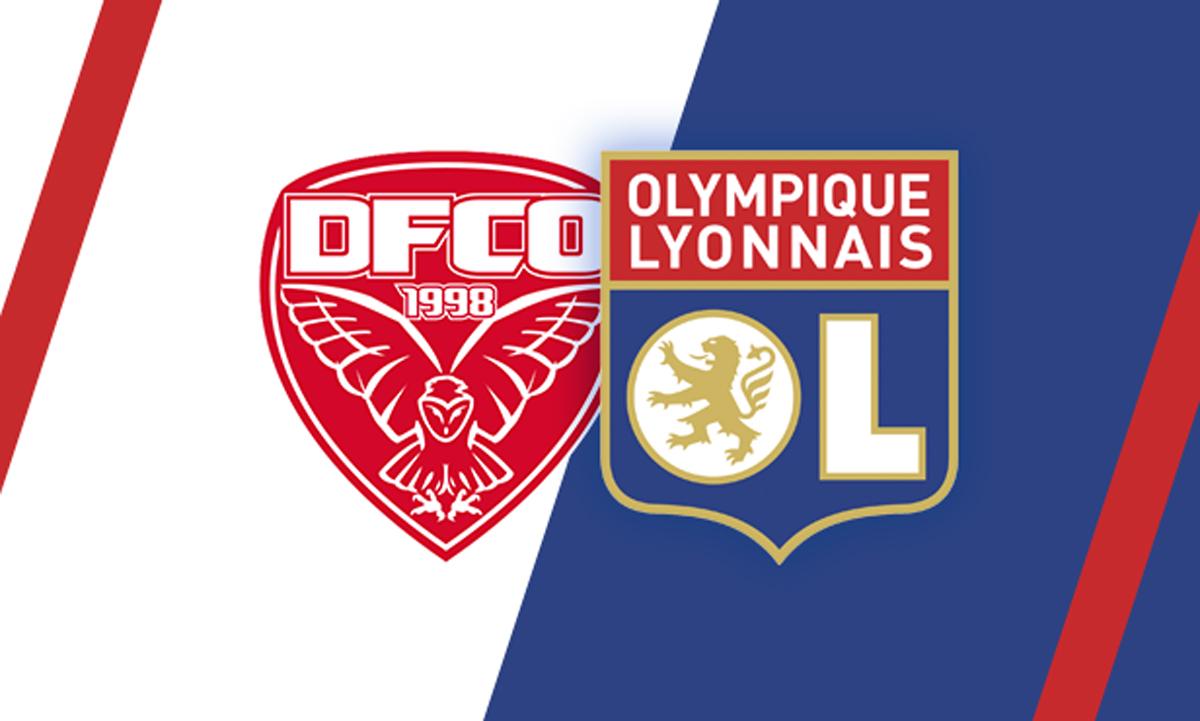 de931636d0b Sélection de billets pour le match de football Ligue 1 Olympique Lyonnais    Dijon FCO -