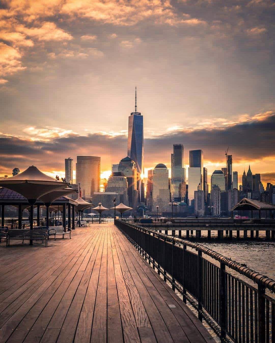 Vols A/R Paris (ORY) <-> New York (EWR)  du 6 au 16 octobre 2019