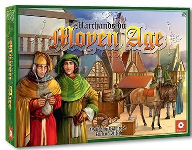Sélection de jeux de société en promo - Ex : Marchands du Moyen Age
