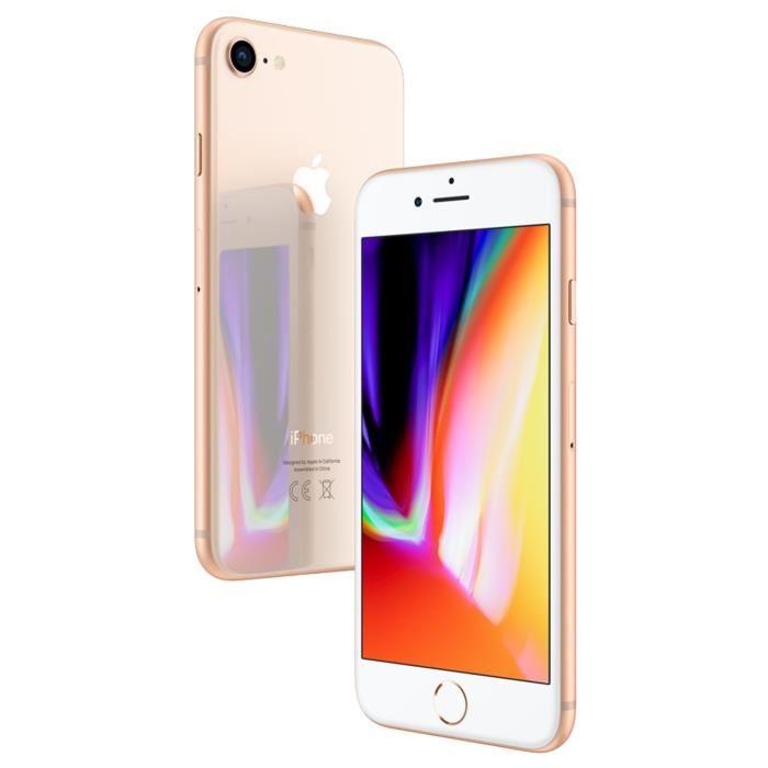 """[Cdiscount à volonté] Smartphone 4.7"""" Apple iPhone 8 - 64 Go, Gris sidéral (Vendeur tiers - Expédié par Cdiscount)"""