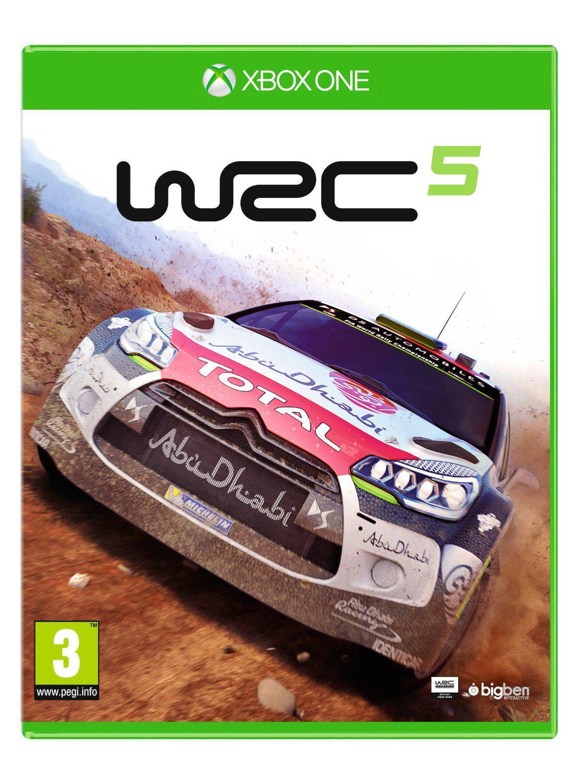 Précommande: WRC 5 Sur PS3 / 360 à 37.25 et Sur PS4 / ONE