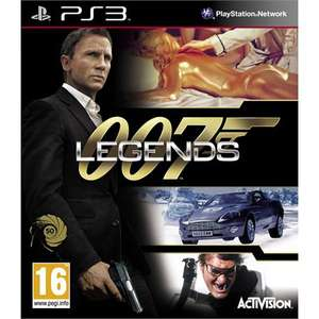 007 James Bond Legends - PS3/360
