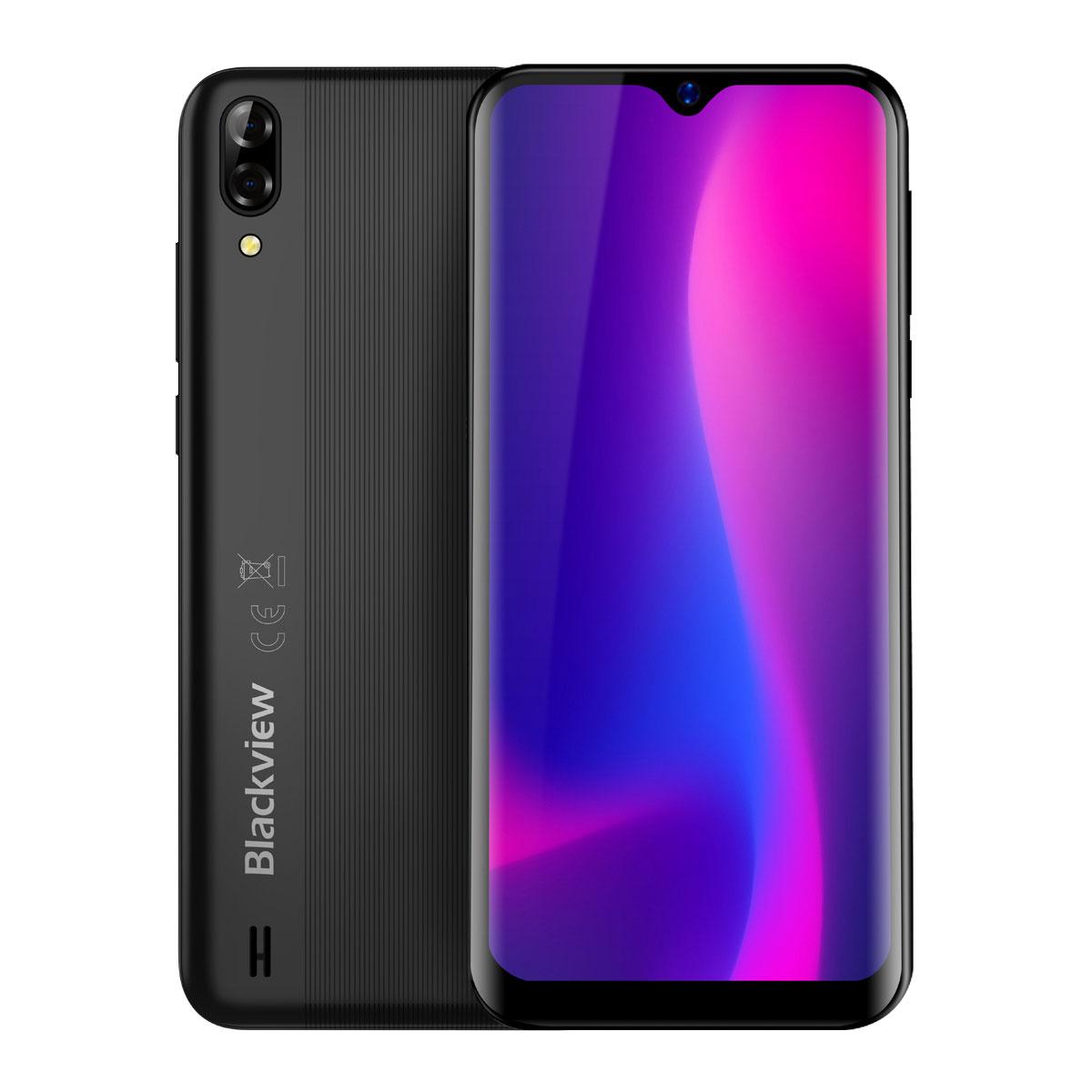 """Smartphone 6.1"""" Blackview A60 - HD+, 3G, 1 Go RAM, 16 Go ROM (store.blackview.hk)"""