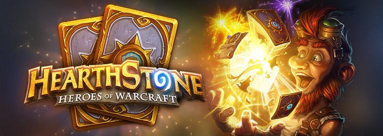 1 paquet de cartes HearthStone gratuit