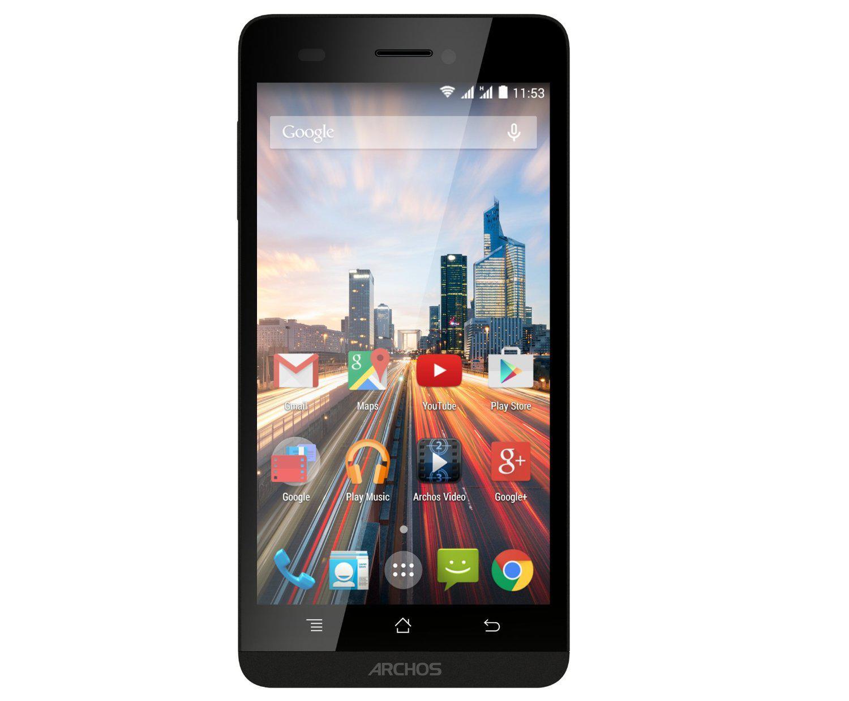 "Smartphone 5"" Archos 50B Helium - 4G - 8 Go - Double SIM - Android 4.4 KitKat"