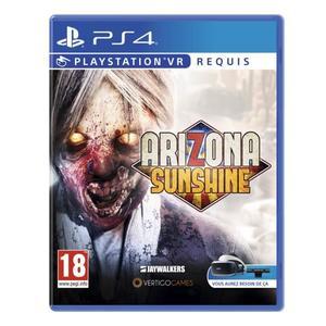 Arizona Sunshine sur PS4 / PS VR (vendeur tiers)