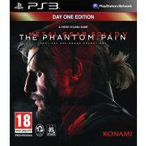 Metal Gear Solid V: The Phantom Pain - Day One Edition sur PS3
